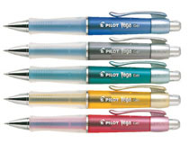 Gelpenna Pilot Vega sorterade färger