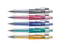 Kulpenna Pilot Vega sorterade färger