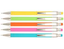 Stiftpenna Ballograf Rondo Fun 0,5mm sorterade färger 12st/fp