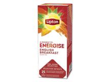 Te Lipton English Breakfast 25st/fp