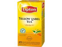 Te Lipton Yellow Label 25st/fp
