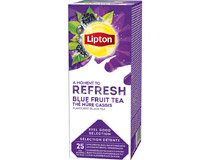 Te Lipton Blue Fruit 25st/fp