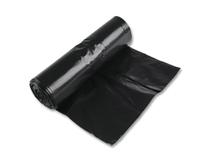 Sopsäck 60l 0,05mm svart 25st/rulle