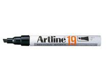 Märkpenna Artline 19 Industrial Marker svart