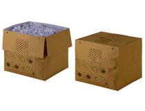 Avfallssäck Rexel papper 80 liter 50st/fp