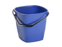 Hink Nilfisk 9,5l blå