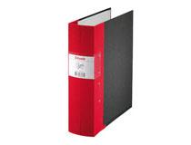 Träryggspärm Jopa Original A4 80mm röd