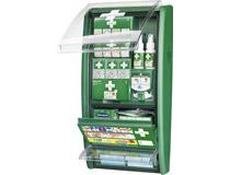 First Aid & Burn Station Cederroth 490960
