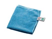 Microfiberduk 32x32cm blå 10st/fp