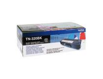 Toner Brother TN320BK 2,5 svart