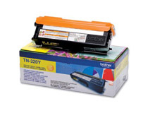 Toner Brother TN320Y 1,5k gul