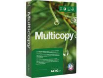 Kopieringspapper MultiCopy A4 OHÅLAT 90g 500st/paket