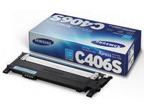 Toner Samsung CLT-C406S/ELS 1k cyan