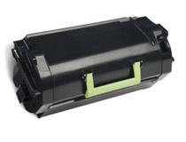 Toner Lexmark 52D2H00 25k svart