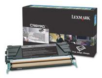 Toner Lexmark C746H1KG 12k svart