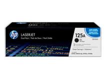 Toner HP CB540AD 2x2,2k svart 2st/fp