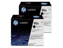 Toner HP CE390XD 2x24k svart 2st/fp