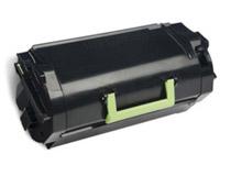 Toner Lexmark 62D2000 6k svart