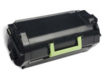 Toner Lexmark 52D2000 6k svart