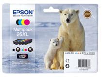 Bläckpatron Epson T2636XL 4st/fp