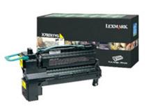 Toner Lexmark X792X1YG 20k gul