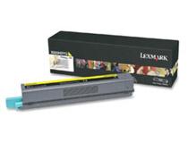 Toner Lexmark X925H2YG 7,5k gul