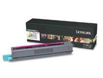 Toner Lexmark X925H2MG 7,5k magenta