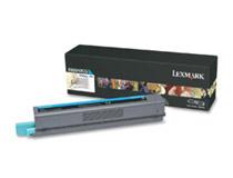 Toner Lexmark X925H2CG 7,5k cyan