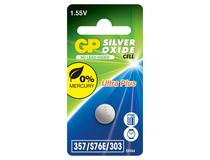 Batteri Silveroxid GP SR44 357