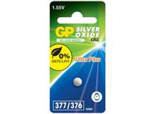 Batteri Silveroxid GP SR66 377