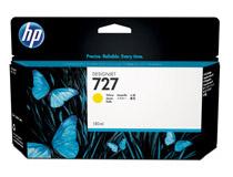 Bläckpatron HP 727 130ml gul