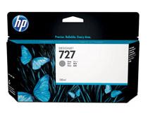 Bläckpatron HP 727 130ml grå