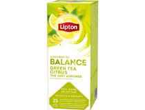 Te Lipton Green citrus 25st/fp