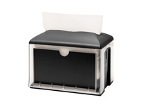 Tork Dispenser topp plast svart N4