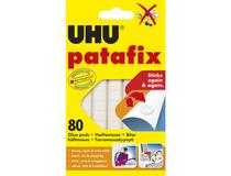 Häftmassa UHU Patafix 80st/fp