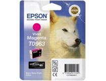 Bläck Epson T0963 11,4ml magenta