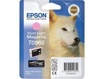 Bläck Epson T0966 11,4ml ljus magenta
