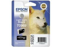 Bläck Epson T0969 11,4ml ljus-ljus sv