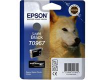 Bläck Epson T0967 11,4ml ljus svart