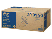 Handduk Tork Advanced Singlefold spolbar H3 3750st/kt