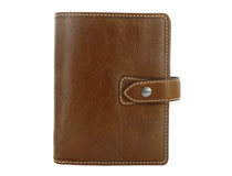Filofax Pocket Malden brun 2021