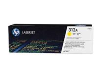 Toner HP CF382A 2,7k gul