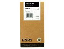 Bläck Epson T6031 svart foto