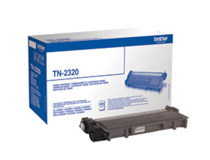 Toner Brother TN2320 2,6k svart