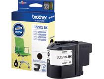 Bläck Brother LC229XLBK 2,4k svart