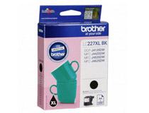 Bläck Brother LC227XLBK 1,2k svart