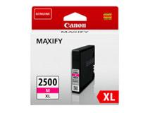 Bläck Canon 2500XL 9266B001 1,29k magenta