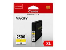 Bläck Canon 2500XL 9267B001 1,52k gul