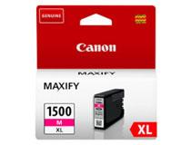 Bläck Canon 1500XL 9194B001 780 sidor magenta