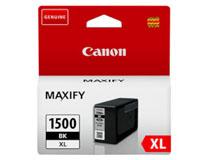 Bläck Canon 1500XL 9182B001 1,2k svart